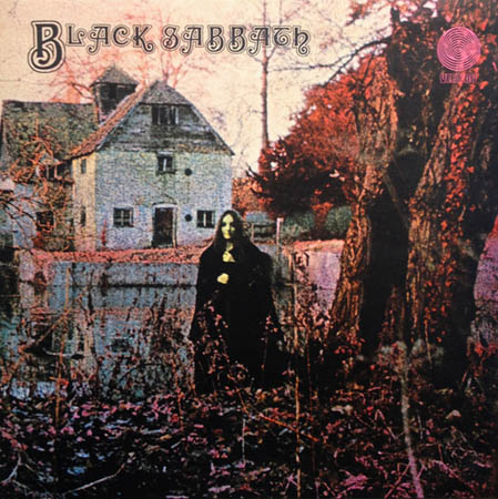 LP - Black Sabbath Black Sabbath