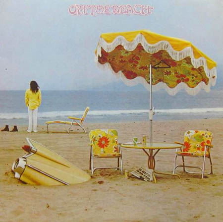 LP - Young, Neil On The Beach