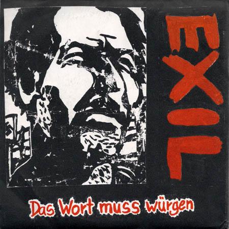 7inch - Exil Das Wort Muss W