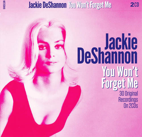 2CD - DeShannon, Jackie You Won't Forget Me