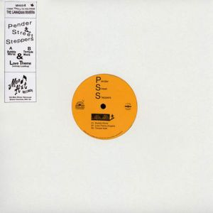 12inch - Pender Street Steppers Bubble World
