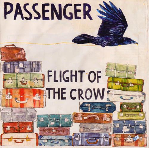 CD - Passenger Flight Of The Crow