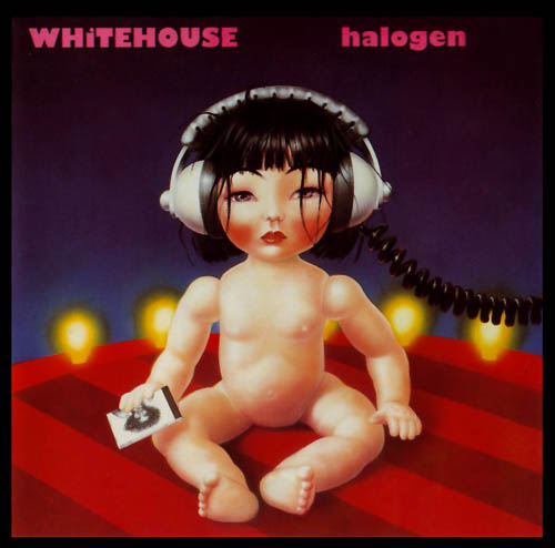 LP - Whitehouse Halogen