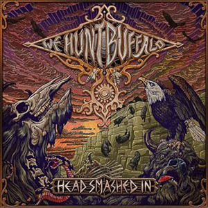 LP - We Hunt Buffalo Head Smashed In