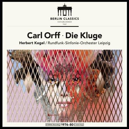2LP - Orff, Carl Die Kluge