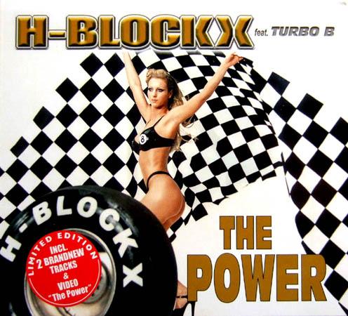 CD:Single - H-Blockx The Power