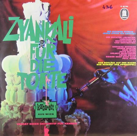LP - Various Artists Zyankali F