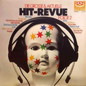 LP - Various Artists Die Grosse & Aktuelle Hit-Revue Folge 2