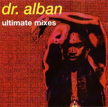 CD - Dr. Alban Ultimate Mixes