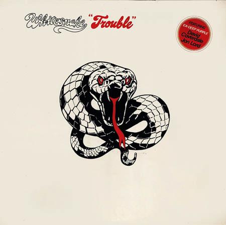 LP - Whitesnake Trouble