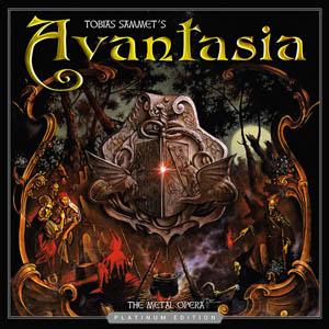 2LP - Tobias Sammet's Avantasia The Metal Opera - Platinum Edition
