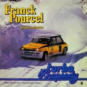 LP - Pourcel, Franck Grand Orchestre Turbo Rhapsody