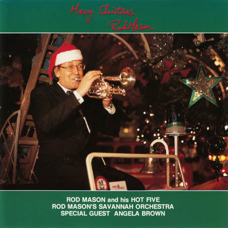 CD - Rod Mason And His Hot Five Merry Christmas!