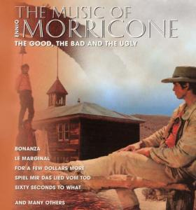 3CD - Various Artists Ennio Morricone - The Good, The Bad And The Ugly