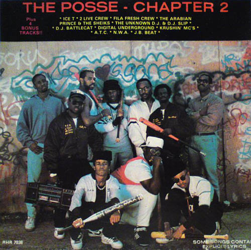 CD - Various Artists The Posse - Chapter 2
