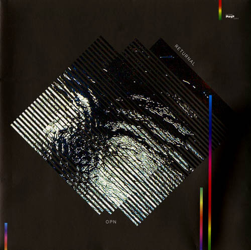 2LP - Oneohtrix Point Never Returnal