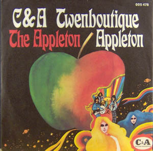 7inch - Appleton C&A Twenboutique / Appleton