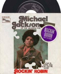 7inch - Jackson, Michael Rockin' Robin