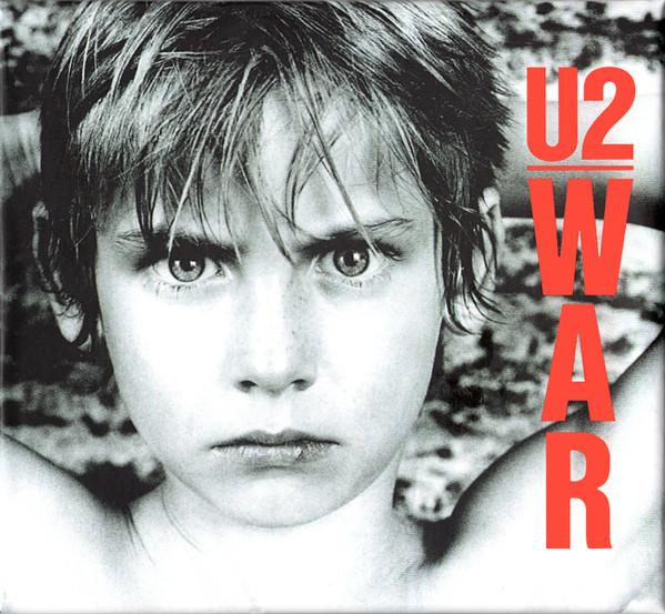 2CD - U2 War - Deluxe Edition Box Set
