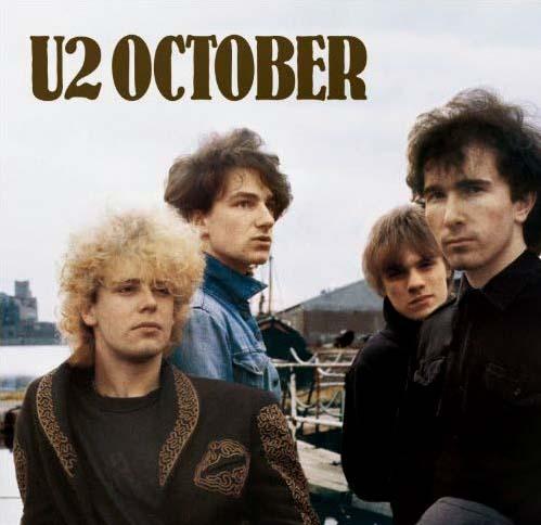 2CD - U2 October - Deluxe Edition Box Set