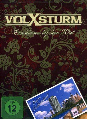 CD - Volxsturm Ein Kleines Bisschen Wut - Bonus DVD Edition Box Set