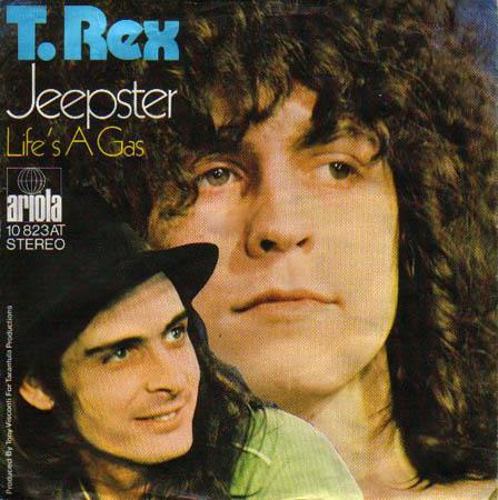 7inch - T. Rex Jeepster