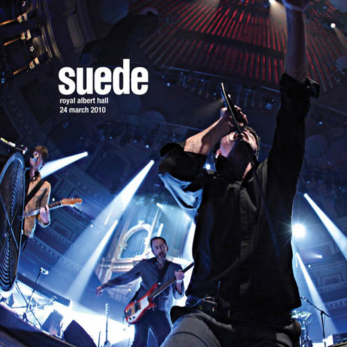 2CD - Suede Live - Royal Albert Hall. 24 March 2010