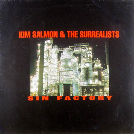LP - Kim Salmon And The Surrealists Sin Factory