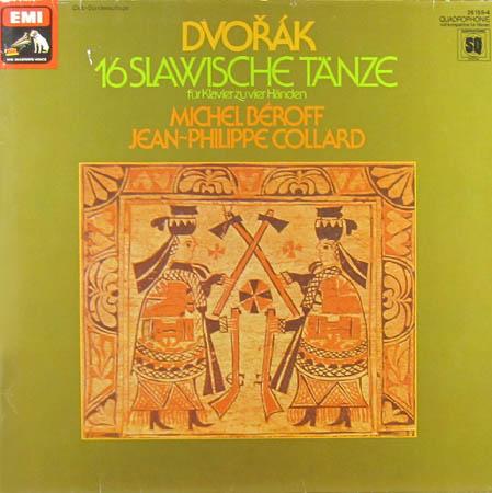LP - Dvorak, Antonin 16 Slawische T