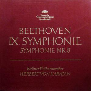 2LP - Beethoven, Ludwig Van IX. Symphonie / Symphonie Nr. 8