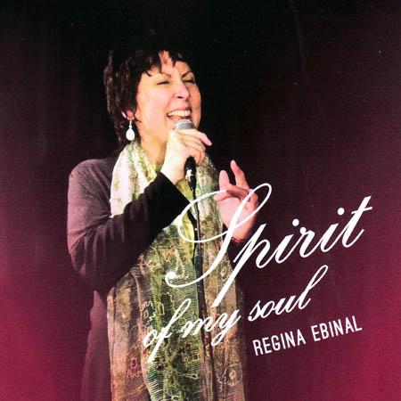 CD - Ebinal, Regina Spirit Of My Soul