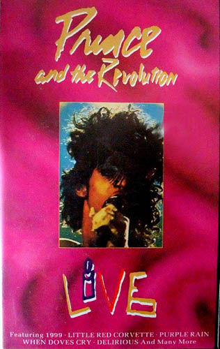 Video - Prince And The Revolution Live