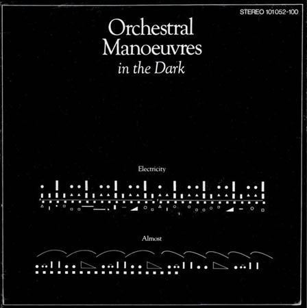 7inch - Orchestral Manoeuvres In The Dark Electricity