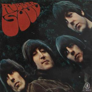 LP - Beatles Rubber Soul