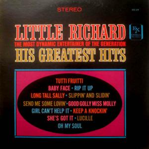 LP - Little Richard His Greatest Hits