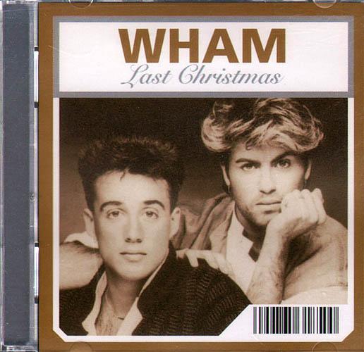 CD:Single - Wham ! Last Christmas