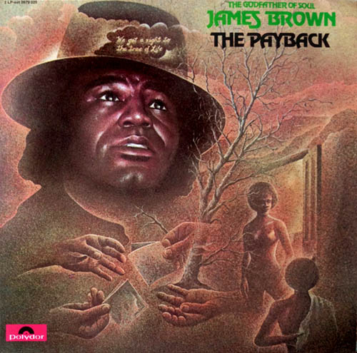 2LP - Brown, James The Payback