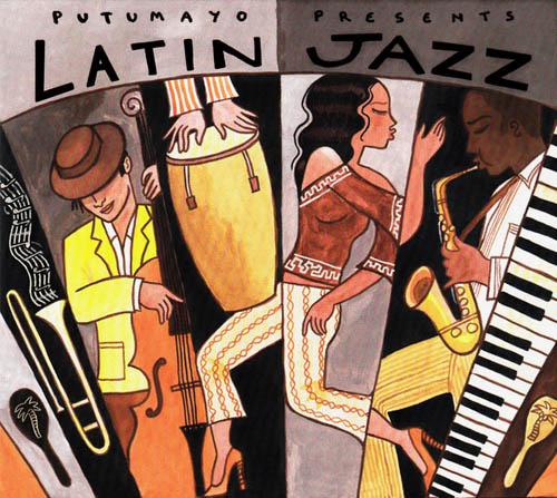 CD - Various Artists Latin Jazz
