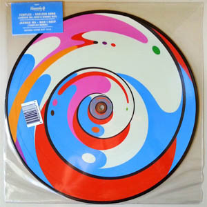 12inch - Temples / Jagwar Ma Shelter Song / Man I Need