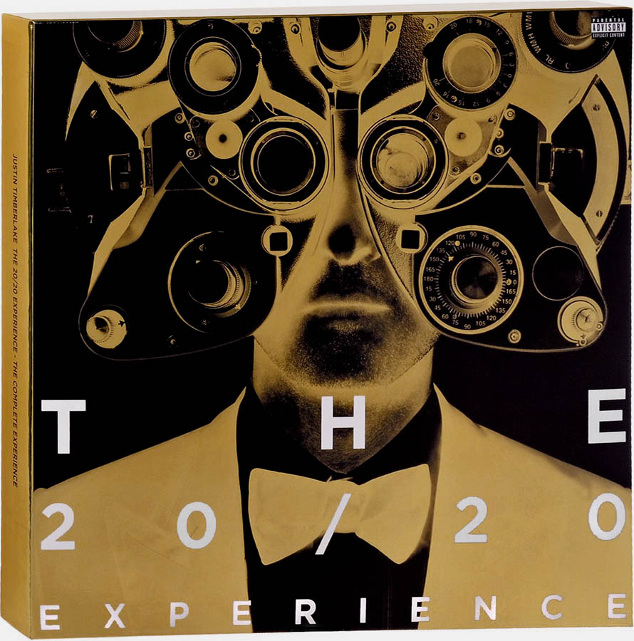 4LP - Timberlake, Justin The Complete 20/20 Experience - Box Set 0