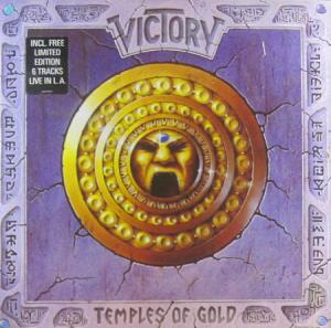 2LP - Victory Temples Of Gold