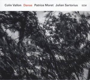 CD - Colin Vallon Trio Danse