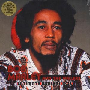 5LP - Marley, Bob & The Wailers Ultimate Wailers Box
