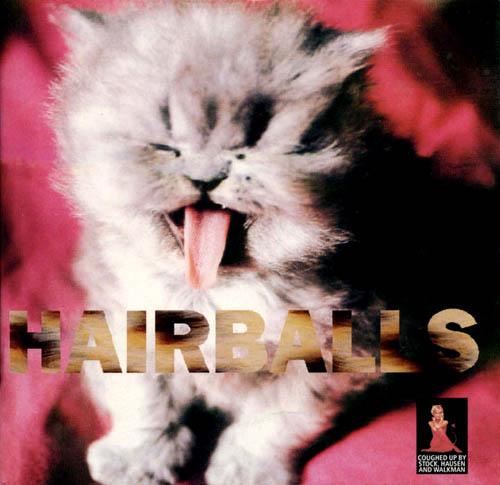 CD - Stock, Hausen & Walkman Hairballs
