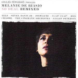 CD - De Biasio, Melanie No Deal Remixed
