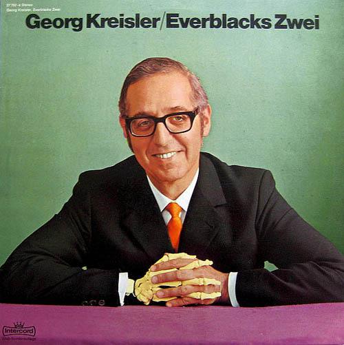 2LP - Kreisler, Georg Everblacks Zwei