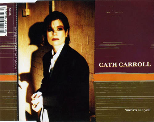 CD:Single - Carroll, Cath Moves Like You
