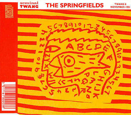 CD:Single - Springfields, The Tranquil