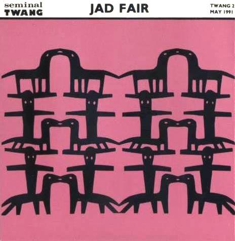 CD:Single - Jad Fair The Making Of The Album