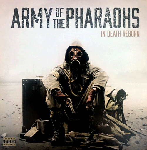 2LP - Army Of The Pharaohs In Death Reborn